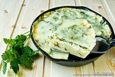 Бринджула (быстрый рисовый пирог)