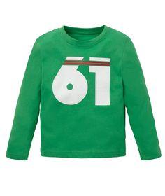 Mothercare Camiseta M/L Verde - Promocion camisetas 2 x 1 - Mothercare