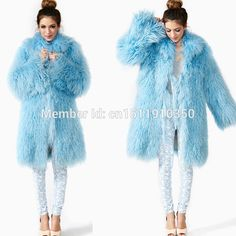 Cheap coated chicken, Buy Quality coat red directly from China coat tweed Suppliers: SJ001-01 New Arrival Hot Sale Women Winter Fur Coat/Mongolian Lamb Real Fur Women Coats Russia 2015