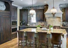 English Arts & Crafts - Kingswood Custom Homes - Charlotte NC