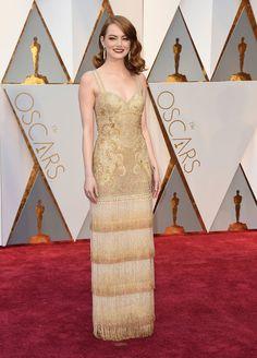 Emma Stone Alta Costura De Givenchy Oscar2017 1
