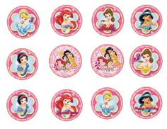 Disney Princesses This Is A Digital You Print Your Self