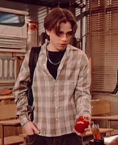 Boy Meets World Cast, Boy Meets World Shawn, Girl Meets World, Beautiful Boys, Pretty Boys, Cute Boys, Rider Strong, 90s Inspired Outfits, Hunter Outfit