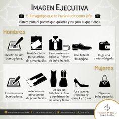 Sigue estos #Imagotips de Alvaro Gordoa y logra que te perciban como un ejecutivo de alto rango.