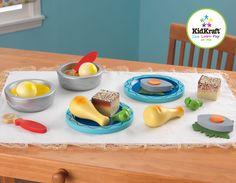 Shabbat Set - Kidkraft Shabbat Dinner Set for Two Kids