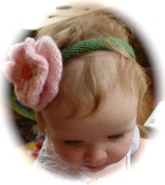 short hair with cute pink hair bow