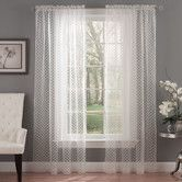 Found it at Wayfair - Framework Single Curtain Panel