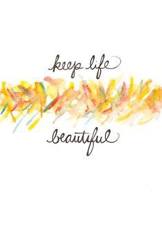 beautiful, life, quotes, creative