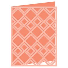 geometric card by Dresden Carrie Design ID #130979 Published: 4/26/2016 Regular cut