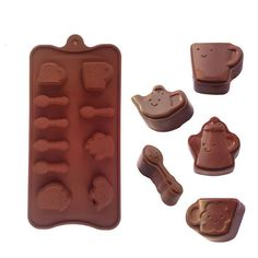DAY DAY FUN 2017 Fashion Women Kitchen Tools Cup Spoon Cake Mold Silicone Mold Chocolate Mold ice Lattice Garden Tool Ice Mold on Aliexpress.com | Alibaba Group