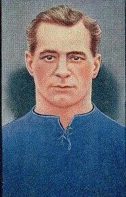 George Lillycrop of South Shields in 1921.