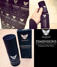 The Hairbond Dimension Product