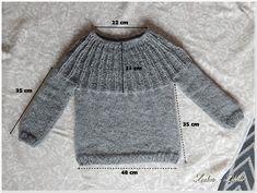 Sweater Knitting Patterns, Baby Knitting, Drops Design, Pulls, Knitwear, Knit Crochet, Turtle Neck, Wool, Sweaters