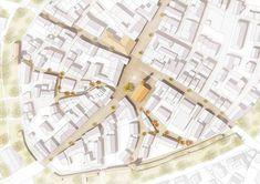 terra.nova (2016): Gestaltung Marktplatz, Isny im Allgäu (DE), via competitionline.com