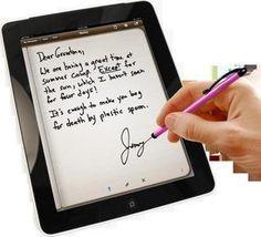 Adiós al papel: Tomar apuntes manuscritos y hacer ejercicios en el iPad
