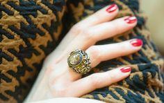 Elena Okutova ring