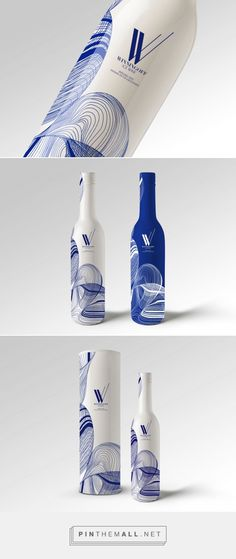 WINNINGOFF Ice Wine Packaging by Sophie Pulat | Logo Designer Bradenton, Web Design Sarasota, Tampa Fivestar Branding Agency