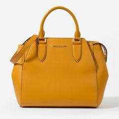 f55e4d98a1 Casual Handbag - Mustard - Handbag - Bags