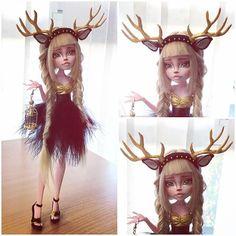 Andrea - Nicolle's Dreams Custom MH Dolls