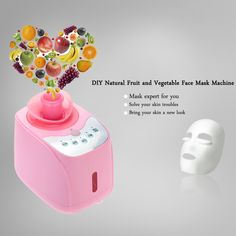 Hey, girl. Let us say good bye to the poison mask. The #MaskMachine easy to operate, safe to use.Giving your skin different nutrition. Just buy it! http://www.tomtop.cc/rIzERj