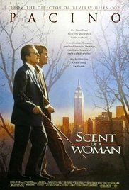Scent of a Woman - Profumo di donna Poster