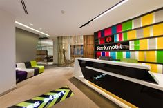 Renkmobil Software INC Office Design Repinned by Spark Strategic Ideas www.sparksi.com
