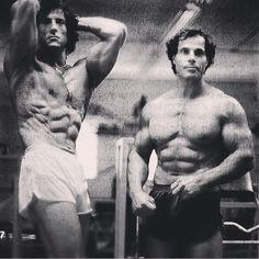 Franco training Rocky/Rambo/Stallone prior to Apollo creed fight  _________________________  #Gym #gymlife #fitness #workout #instafit #inspiration #dedication #motivation #trainhard #bodybuilding #bodybuilder #shredded #aesthetics #hardwork #devotion #fitfam #fitspo #igfitness #determination #fitnesslifestyle #motivational #motivationalquote #quote #success #focus #instaquote #luxury #successful by Ed Zimbardi http://edzimbardi.com