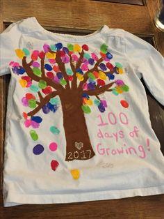 100 days of school shirt !!!!