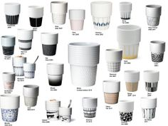 Filippa K Coffee Mugs