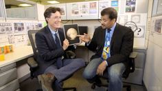 New Late Night host Stephen Colbert tested just how far Neil deGrasse Tyson would go to deny Pluto's status as a planet in an online interview.