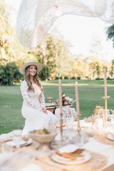 Gold Coast Tipi Wedding Magic - The Acre Boomerang Farm Tipi Wedding, Marquee Wedding, Wedding Shoot, Wedding Venues, Wedding Dresses, Outdoor Dance Floors, Bohemian Weddings, Picnic Set, Under The Stars