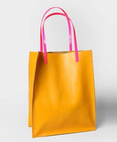 Sunny Side Up Bag - makes a cheerful morning!