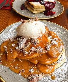 Whether it's Shrove Tuesday or any old Tuesday, be ready to 'batter' it out with the best of them with this selection of the best pancakes in Manchester. Manchester Restaurants, Manchester Food, Manchester Travel, Manchester England, Brunch Spots, Places To Eat, Confused, Cravings, Tuesday