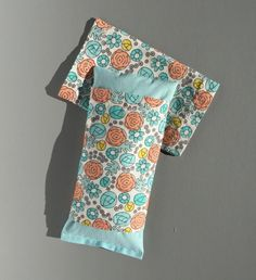 Eye Pillow-2 Covers-All Organic-Stress by PureRest on Etsy