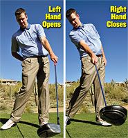 Play The Right Hand - Understanding Grip Pressure   GolfTipsMag.com