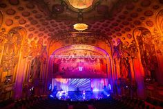 Photos: Seven Gorgeous Historic Theaters Opened For One Night In DTLA
