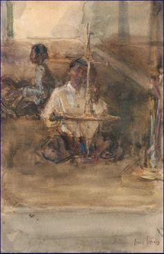 de-Maarschalk        : Isaac Israels in Ned.-Indië