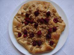 Bocadinhos de Açúcar: Tarte rústica de maçã com crumble