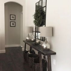 I Spy our Balance Scale in Amanda's oh-so elegant, beautiful #home! Thanks for including AFH in your #homedecor. #home