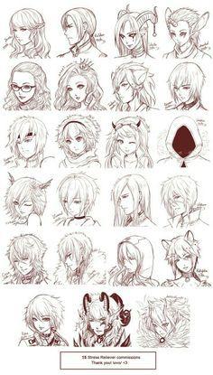 #Hair#Style#Peinados