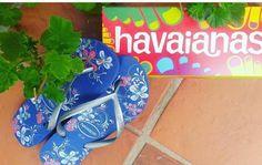 Mis amadas ojotas #havaianas #violets Ideales para el verano #summer