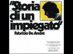 Fabrizio De André - Storia di un impiegato - (album completo)