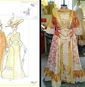 Rossetti | 18th Century Bridal Gowns | 19th Century Wedding Dresses
