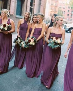 Purple Bridesmaid Dress, Chiffon Bridesmaid Dress, Chiffon Long Bridesmaid Dress sold by MissZhu Bridal. Shop more products from MissZhu Bridal on Storenvy, the home of independent small businesses all over the world. Elegant Bridesmaid Dresses, Bridesmaid Dress Colors, Wedding Bridesmaids, Wedding Dresses, Eggplant Bridesmaid Dresses, Bridesmaid Gowns, Vestido Color Lila, Wedding Colors, Wedding Ideas