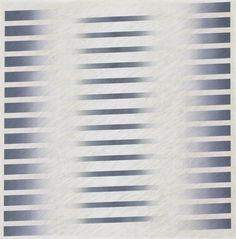 Jukka Mäkelä: Valo liikkuu, 1980, 140x140 cm - Vallilan kirjasto