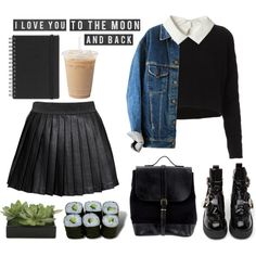 A fashion look from May 2013 featuring Topshop sweaters, Alice In The Eve skirts and Steve Mono backpacks. Browse and shop related looks.