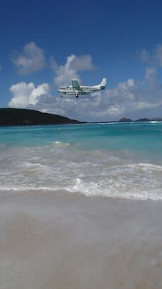 St. Jean Beach - St. Barth's - Great snorkeling - Service St Barts - 8/2013.  It was pretty neat to watch the planes flying above us!