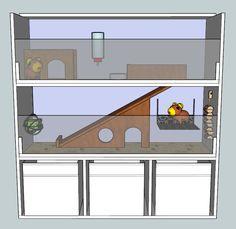 Caviaflat bouwen, van ontwerp tot kast!   Het énige echte Caviaforum