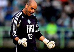 Na Libertadores de 99, quando o Palmeiras foi campeão, Marcos foi eleito o…