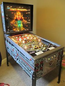 bally pinball machines | Details about 1980 Bally Space Invaders Pinball Machine Arcade